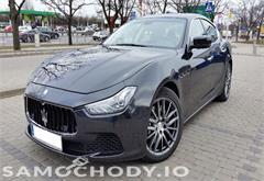 maserati Maserati Ghibli Ghibli Q4, 3.0 Turbo, 4x4, Najbogatsza wersja. Gwarancja techniczna