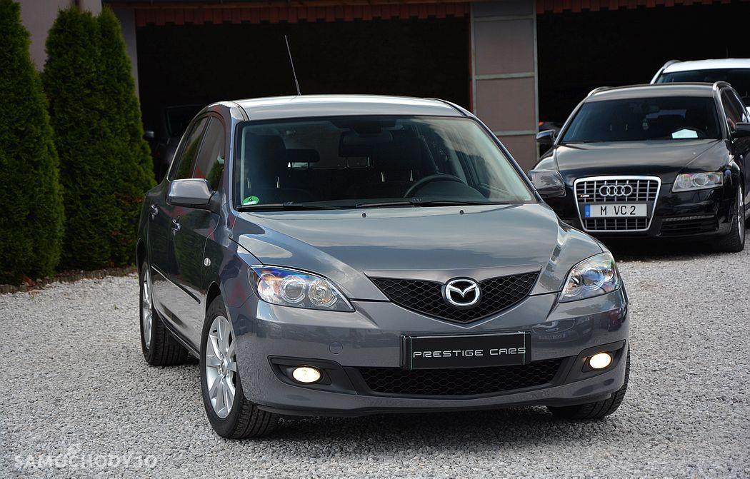 Mazda 3 1.6 16V 105PS Serwisowana Zadbana !!! 4