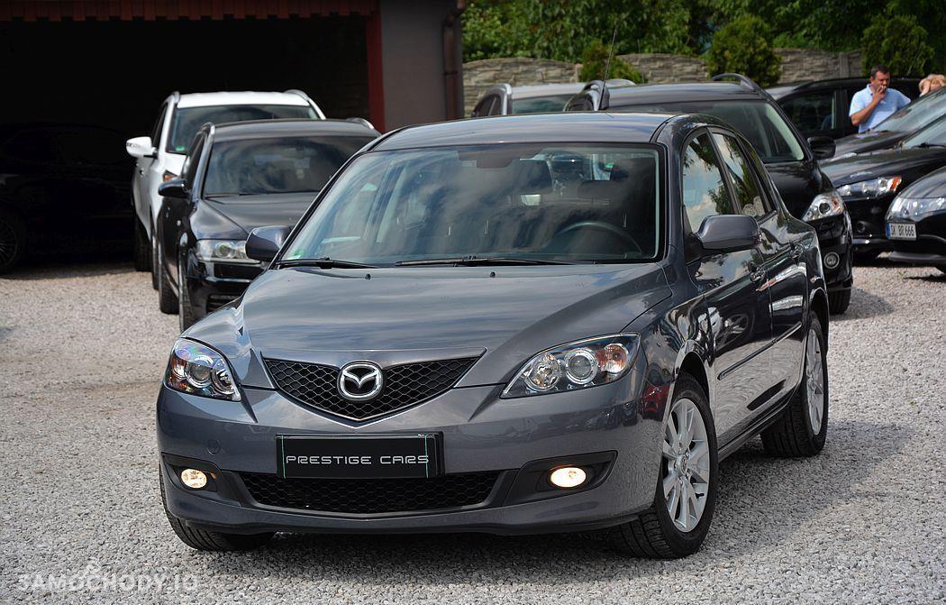 Mazda 3 1.6 16V 105PS Serwisowana Zadbana !!! 11