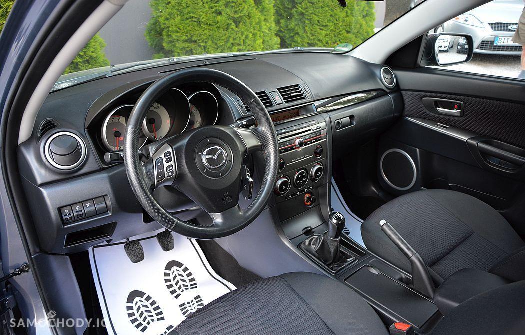 Mazda 3 1.6 16V 105PS Serwisowana Zadbana !!! 46