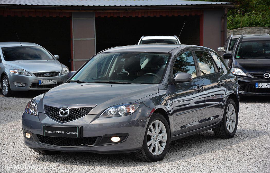 Mazda 3 1.6 16V 105PS Serwisowana Zadbana !!! 7
