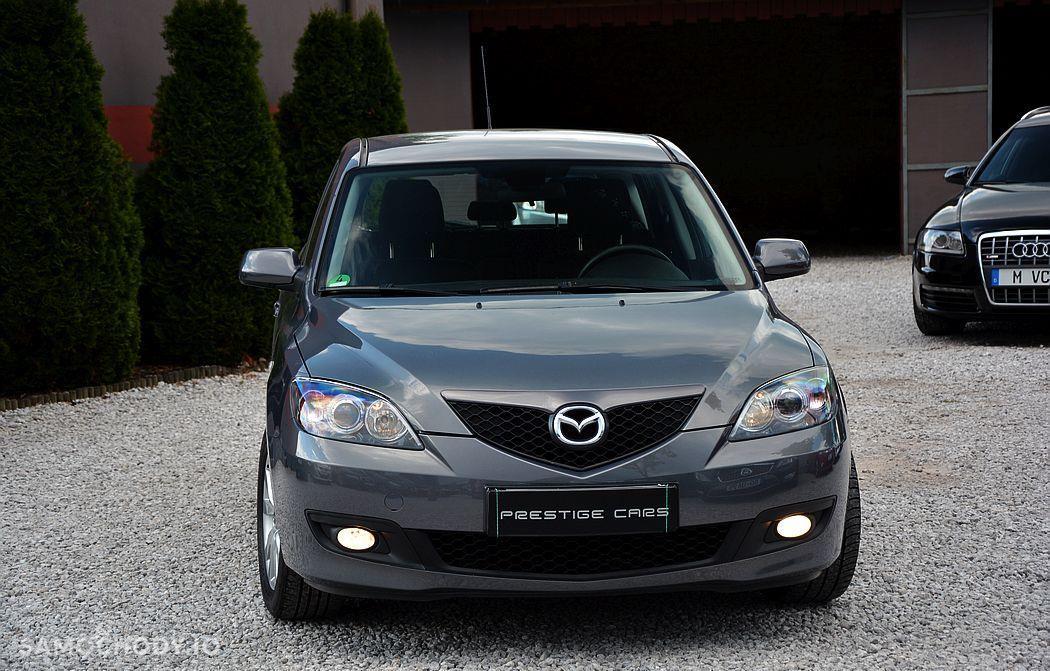 Mazda 3 1.6 16V 105PS Serwisowana Zadbana !!! 2