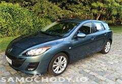 mazda z województwa mazowieckie Mazda 3 Mazda 3 II Tylko 87.500 km. Bogate wyposażenie. Jeden właściciel