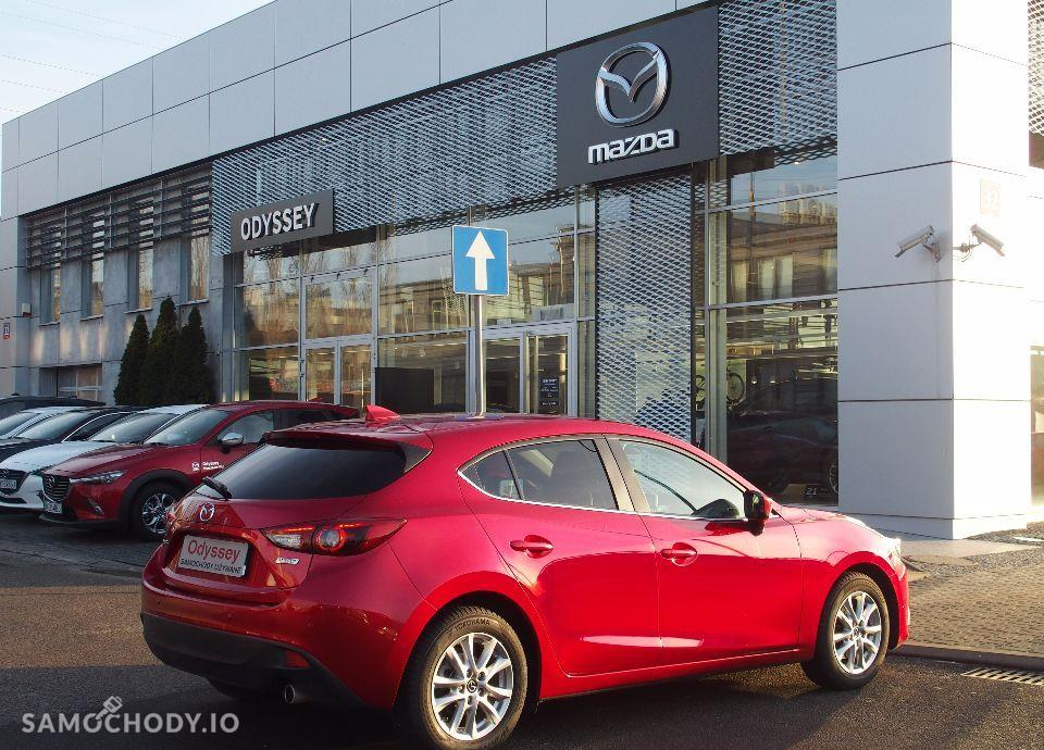 Mazda 3 1.5 diesel 105KM SkyEnergy Xenon Navi (SalonPL, I wł., gwar, f ra VAT) 7