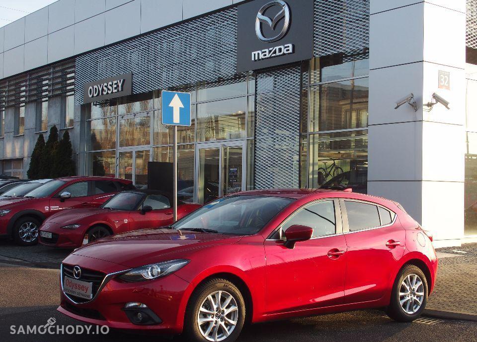 Mazda 3 1.5 diesel 105KM SkyEnergy Xenon Navi (SalonPL, I wł., gwar, f ra VAT) 2