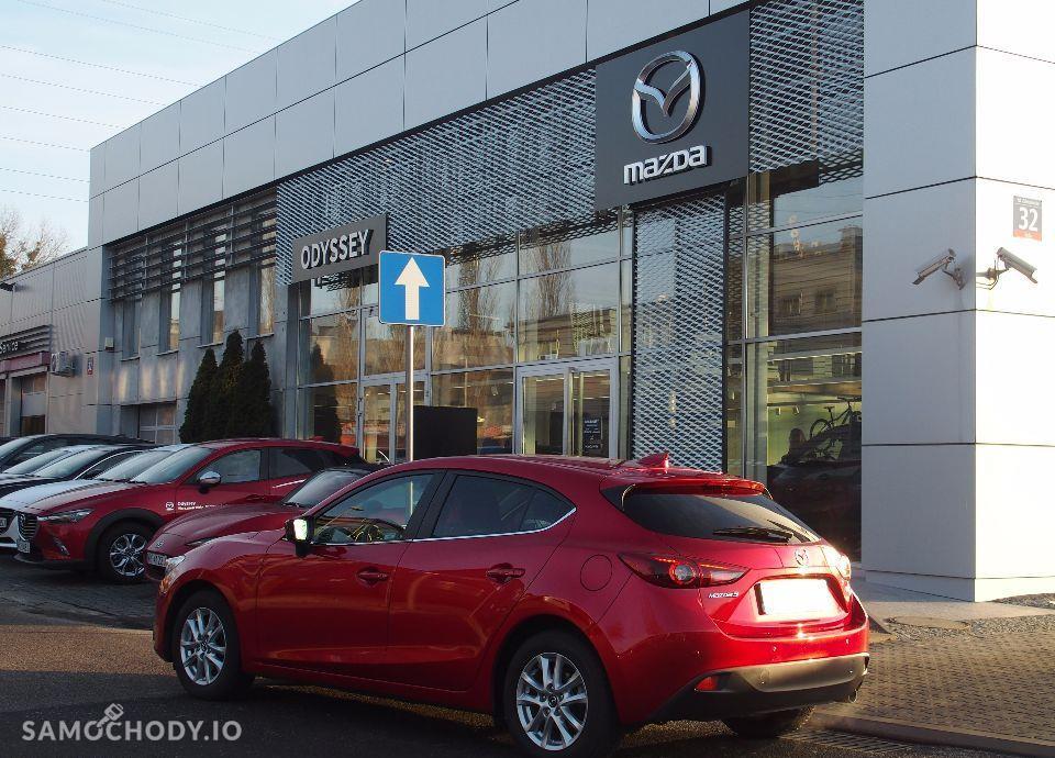 Mazda 3 1.5 diesel 105KM SkyEnergy Xenon Navi (SalonPL, I wł., gwar, f ra VAT) 4