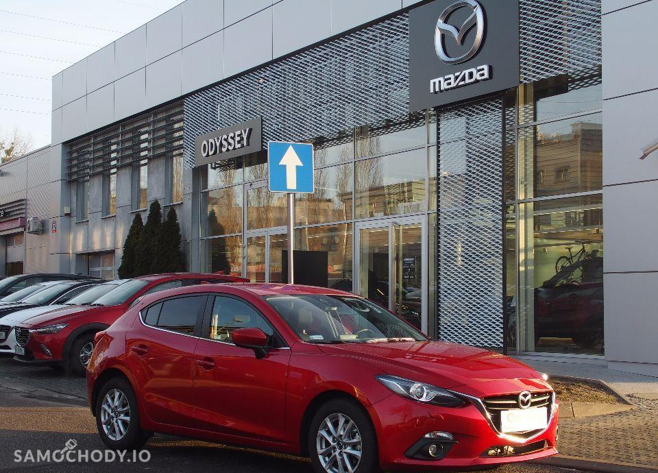 Mazda 3 1.5 diesel 105KM SkyEnergy Xenon Navi (SalonPL, I wł., gwar, f ra VAT) 1