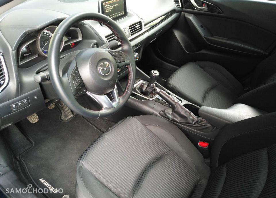 Mazda 3 SkyEnergy + Xenon + Navi Salon PL FV23% Dealer Mazda 11