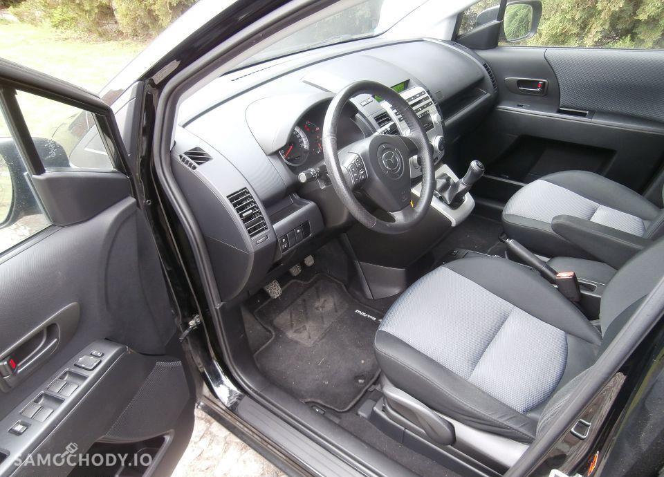 Mazda 5 1.8 16V 116 KM Po Opłatach GWARANCJA Ks.Serwis BEZWYPADKOWY Zamiana 11