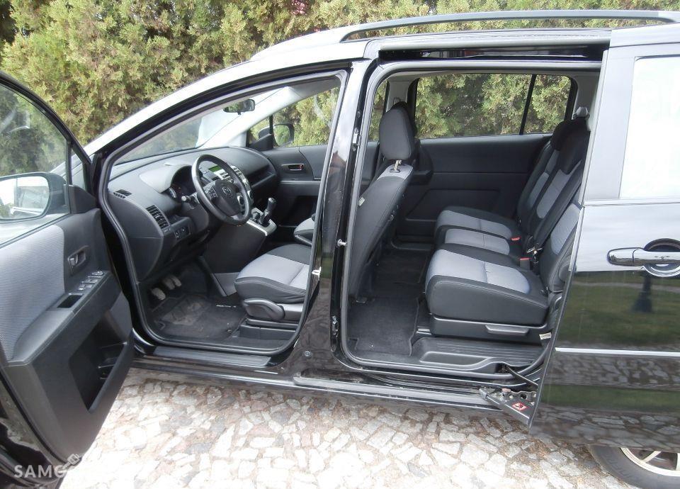 Mazda 5 1.8 16V 116 KM Po Opłatach GWARANCJA Ks.Serwis BEZWYPADKOWY Zamiana 37