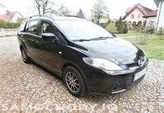 mazda z województwa wielkopolskie Mazda 5 1.8 16V 116 KM Po Opłatach GWARANCJA Ks.Serwis BEZWYPADKOWY Zamiana