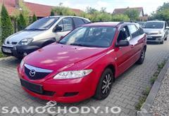 mazda z województwa śląskie Mazda 6 2,0 DIESEL/klima/elektryka/OPŁACONY
