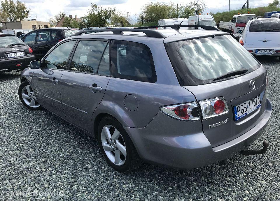 Mazda 6 1,8 Benzyna 120 KM Klima Alu CD Zarejestrowana Zobacz !!! 16