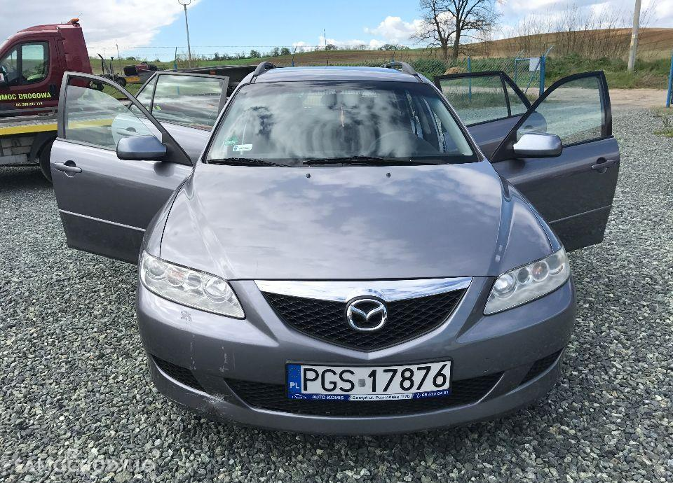 Mazda 6 1,8 Benzyna 120 KM Klima Alu CD Zarejestrowana Zobacz !!! 37