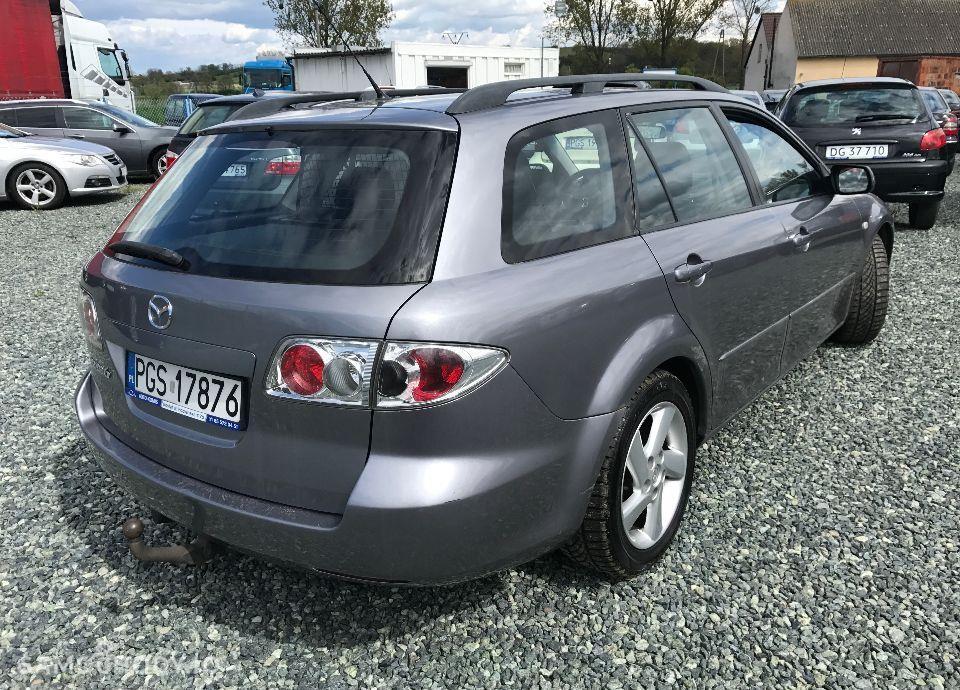 Mazda 6 1,8 Benzyna 120 KM Klima Alu CD Zarejestrowana Zobacz !!! 7