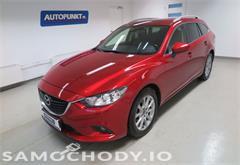 mazda z województwa śląskie Mazda 6 2.2 SKY-D Diesel 150 KM SkyMotion salon PL.