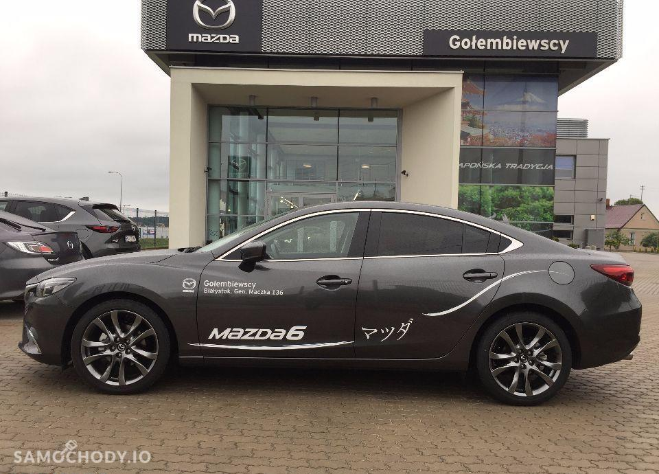 Mazda 6 *benzyna*165KM*manual*SkyPASSION*SALON*pl*GOŁEMBIEWSCY*NOWY*model*GL 2