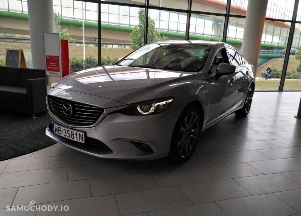 Mazda 6 MODEL 2017 SkyPassion 2.5 192KM FV 23% Dealer Mazda 2