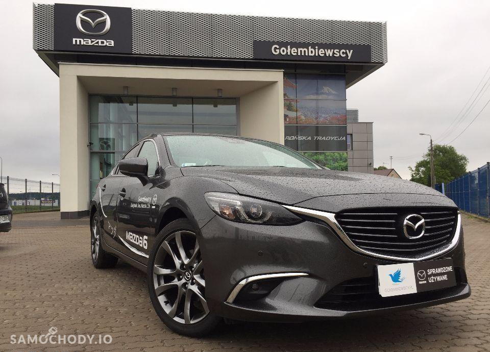 Mazda 6 *benzyna*165KM*manual*SkyPASSION*SALON*pl*GOŁEMBIEWSCY*NOWY*model*GL 29