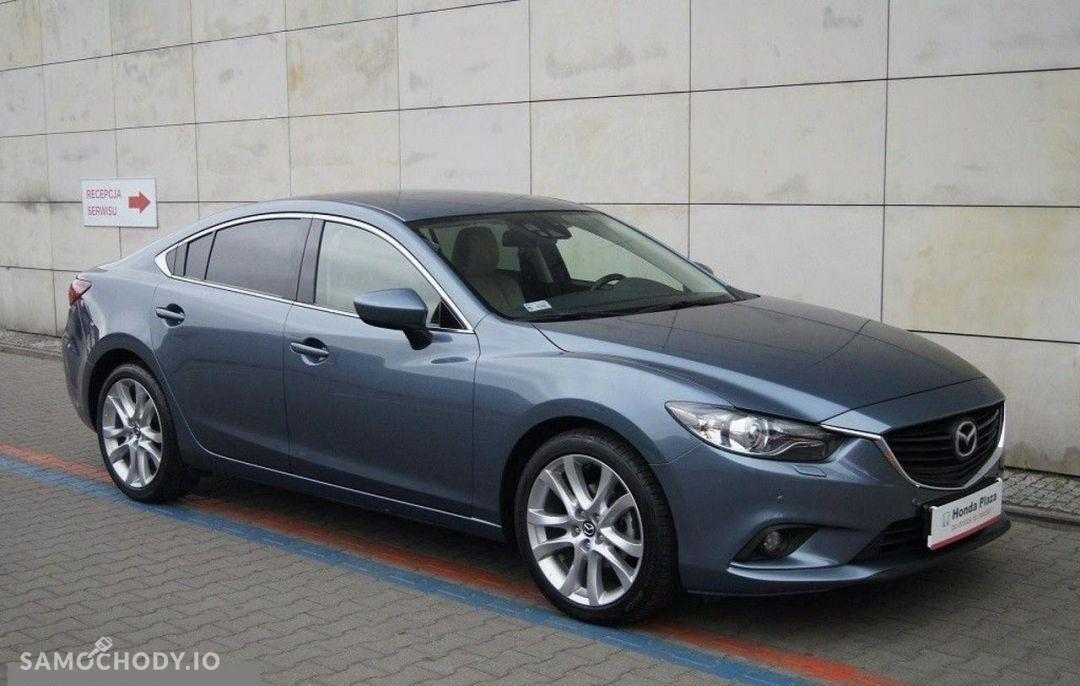 Mazda 6 2.0 Sky Passion Salon Polska Bezwypadkowy Serwisowany 11
