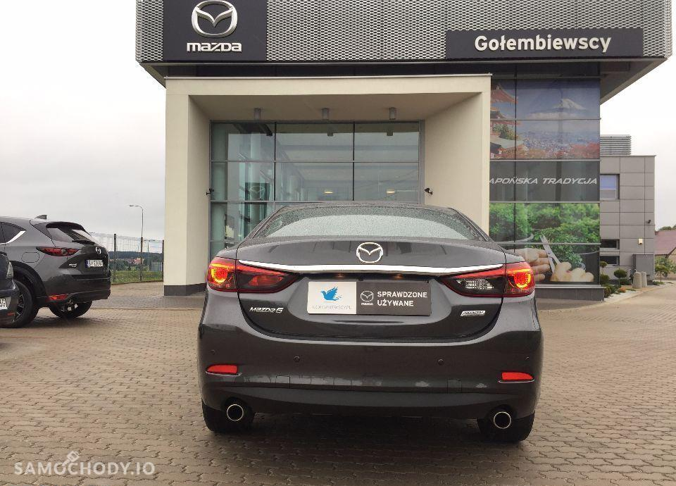 Mazda 6 *benzyna*165KM*manual*SkyPASSION*SALON*pl*GOŁEMBIEWSCY*NOWY*model*GL 7