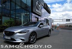 mazda 6 model 2017 skypassion 2.5 192km fv 23% dealer mazda