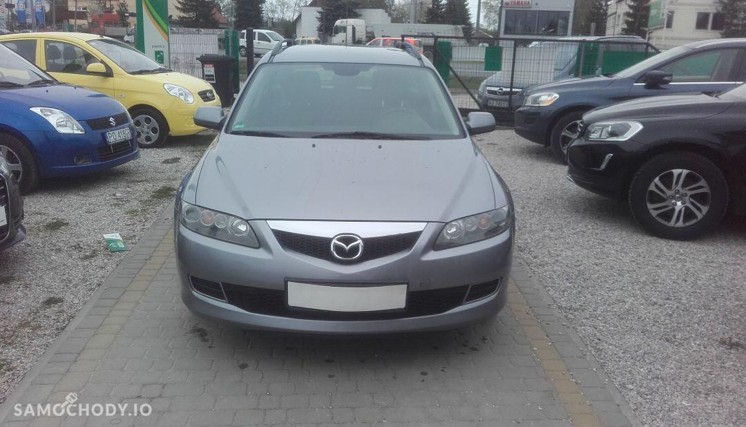Mazda 6 1.8 benzyna*LIFT*bezwypadkowy!! Gwarancja techniczna!! 1