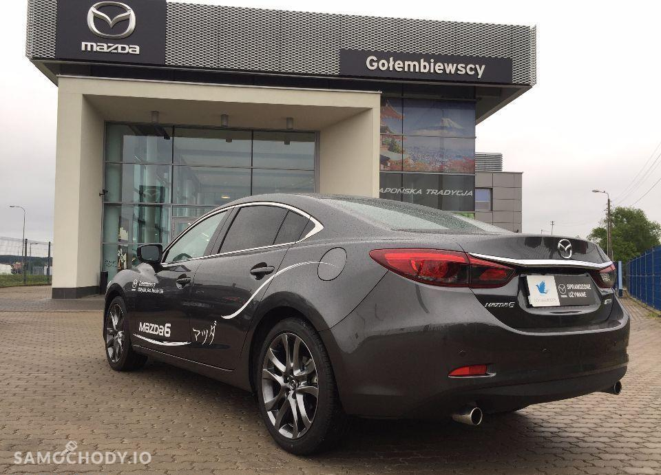 Mazda 6 *benzyna*165KM*manual*SkyPASSION*SALON*pl*GOŁEMBIEWSCY*NOWY*model*GL 4