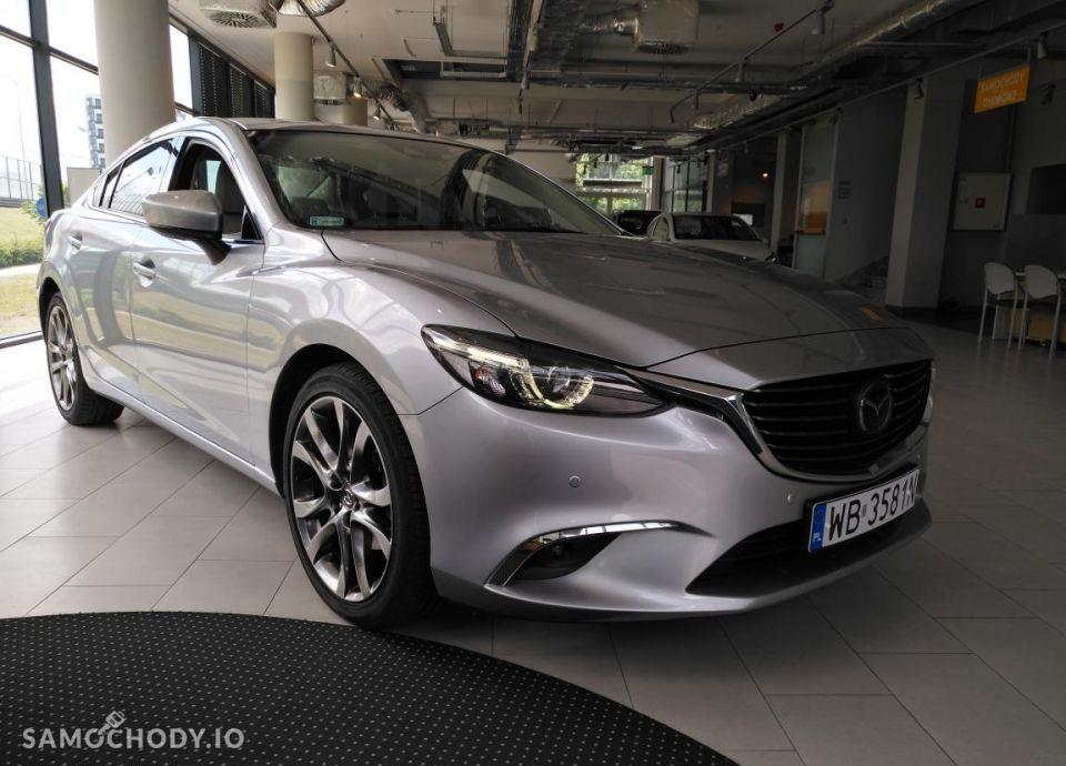 Mazda 6 MODEL 2017 SkyPassion 2.5 192KM FV 23% Dealer Mazda 4
