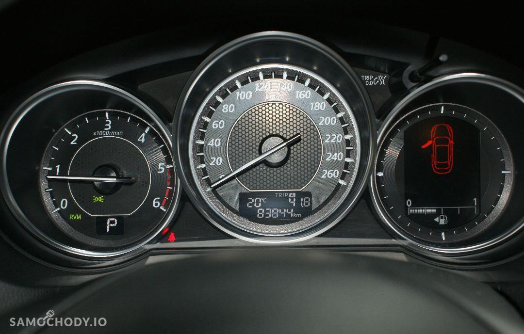 Mazda 6 Mazda 6 full wypas NAVI BOSE RADAR KAMERA 37