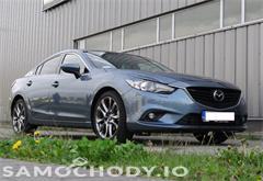 mazda 6 z województwa mazowieckie Mazda 6 Mazda 6 full wypas NAVI BOSE RADAR KAMERA