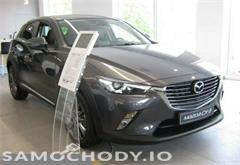 mazda z województwa mazowieckie Mazda CX-3 Takumi+Havana Brown 2.0 4x4 150KM 6MT ASO Bołtowicz FV 23%