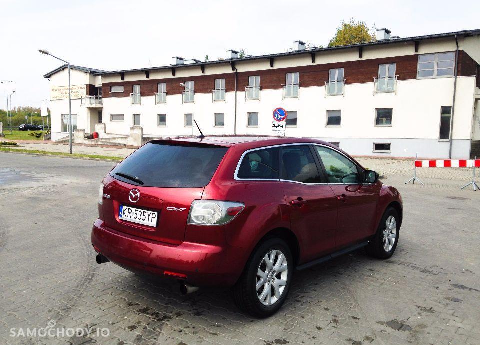 Mazda CX-7 Mazda CX 7 Skóra, Automat, BOSE, PEŁNA OPCJA. os. prywatna, POLECAM! 4
