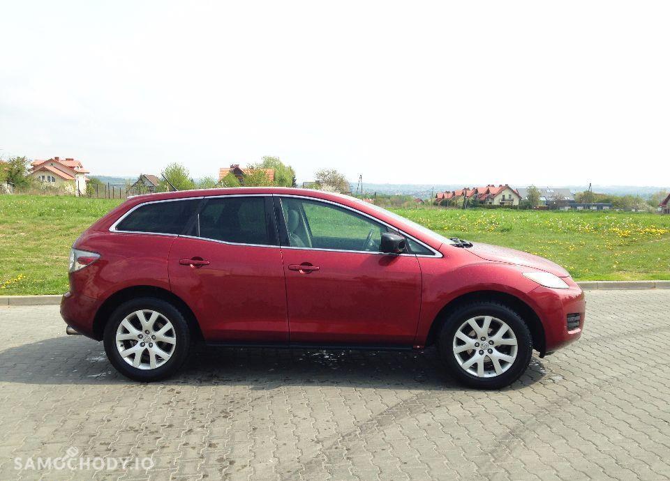 Mazda CX-7 Mazda CX 7 Skóra, Automat, BOSE, PEŁNA OPCJA. os. prywatna, POLECAM! 1
