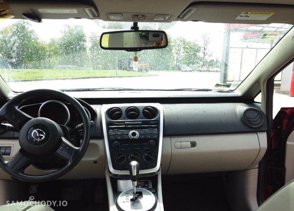Mazda CX-7 Mazda CX 7 Skóra, Automat, BOSE, PEŁNA OPCJA. os. prywatna, POLECAM! 7