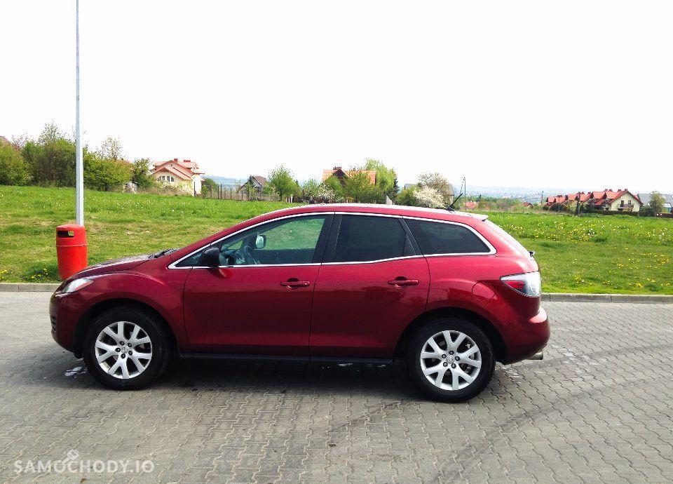 Mazda CX-7 Mazda CX 7 Skóra, Automat, BOSE, PEŁNA OPCJA. os. prywatna, POLECAM! 16