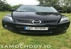 mazda cx-7 Mazda CX-7 2.3T LPG 258KM, 4x4, jasna skóra, bezwypadkowy, udok. przebieg.