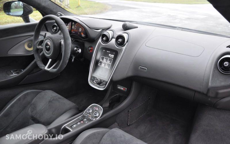 McLaren altul 570S Ceramiczne Hamulce Tempomat FV23% NIVETTE 79