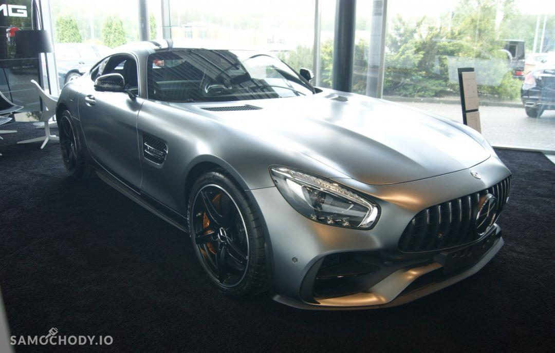 Mercedes-Benz AMG GT s 1