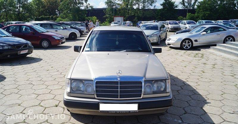 Mercedes-Benz CE Klasa 2.3 Benz, Automat, II Właściciel 7