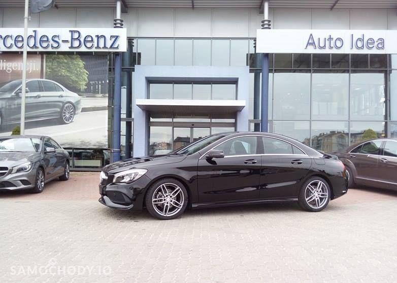 Mercedes-Benz CLA 200 Linia AMG Integracja Smartphone LED parktronic AutoIdeaMB 1