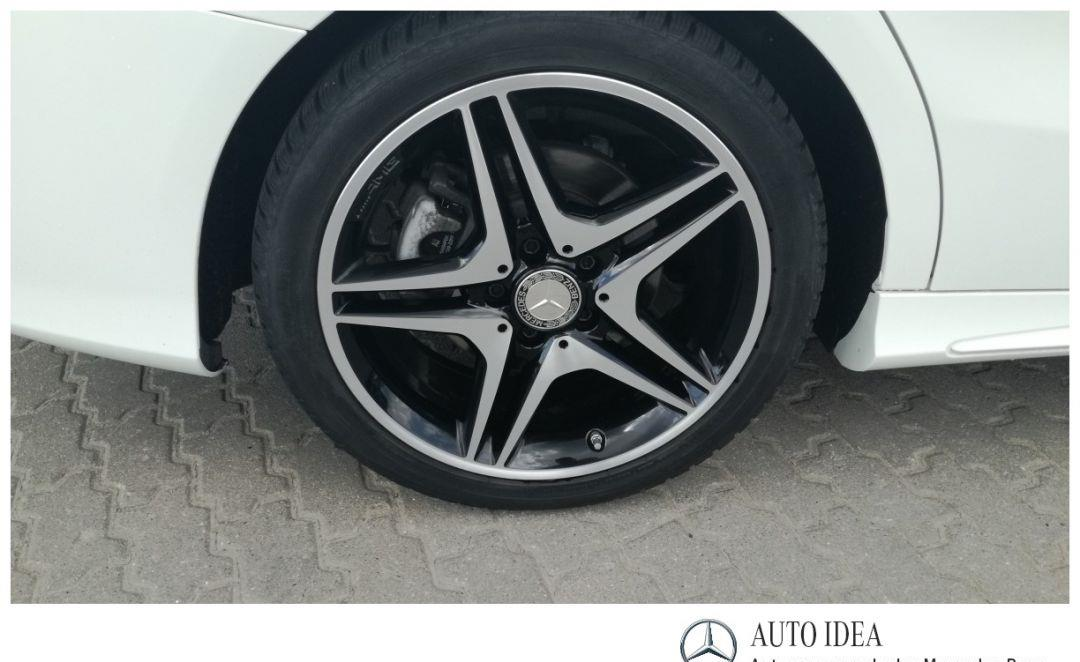 Mercedes-Benz CLA 37