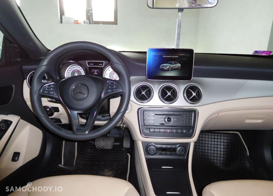 Mercedes-Benz CLA CLA200 Urban, pełna opcja, Salon PL, Serwis. 32tyś/km 22
