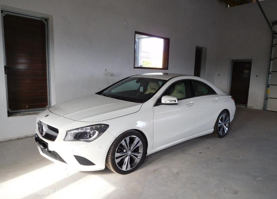 Mercedes-Benz CLA CLA200 Urban, pełna opcja, Salon PL, Serwis. 32tyś/km 1