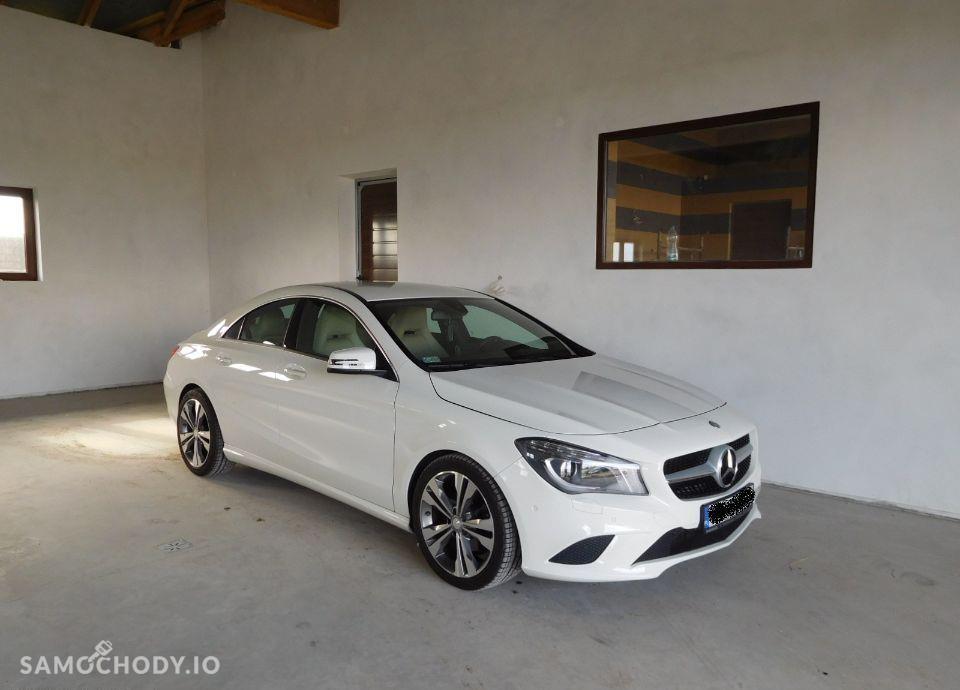 Mercedes-Benz CLA CLA200 Urban, pełna opcja, Salon PL, Serwis. 32tyś/km 4