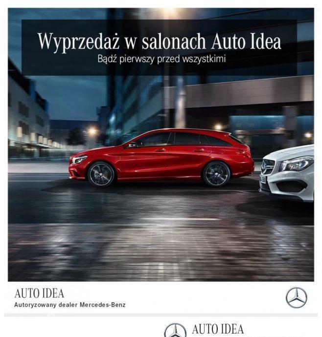 Mercedes-Benz CLA 1 WŁ. 2016 Automat Wyprzedaż Rocznika w ASO 46
