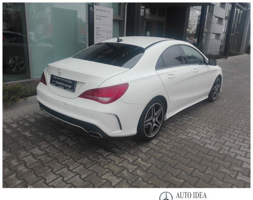 Mercedes-Benz CLA 1 WŁ. 2016 Automat Wyprzedaż Rocznika w ASO 4