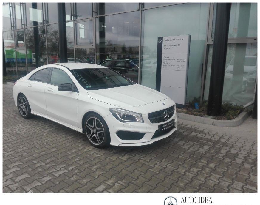 Mercedes-Benz CLA 1 WŁ. 2016 Automat Wyprzedaż Rocznika w ASO 1