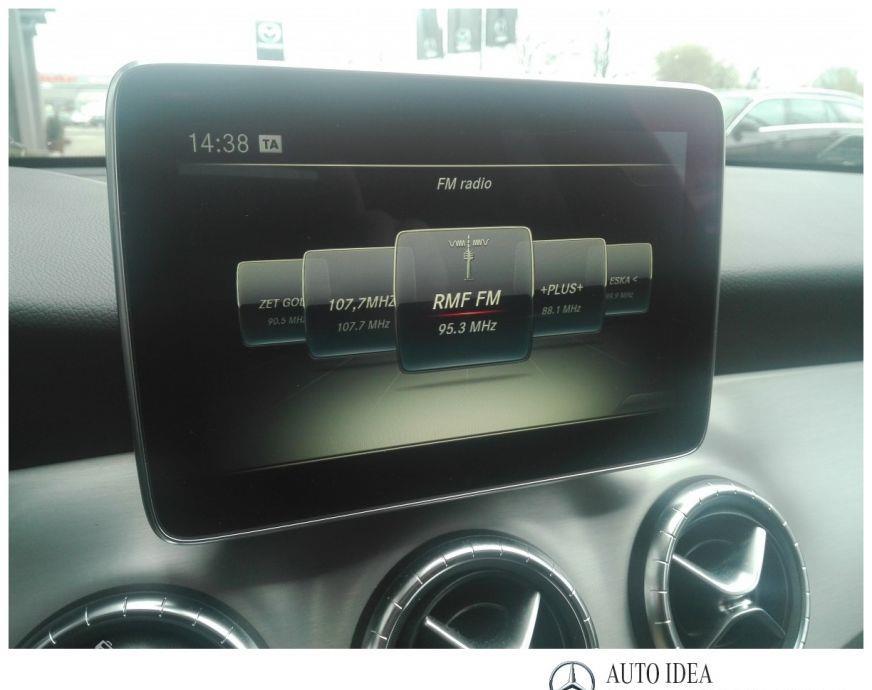 Mercedes-Benz CLA 1 WŁ. 2016 Automat Wyprzedaż Rocznika w ASO 7