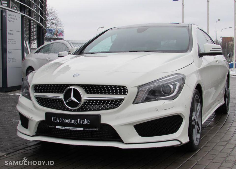 Mercedes-Benz CLA MB Motors Piaseczno 1